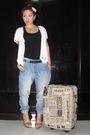 White-from-bali-top-black-zara-shirt-beige-random-find-accessories-pink-ra