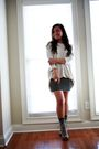 Beige-h-m-top-black-forever-21-skirt-gray-random-from-hong-kong-socks-gray