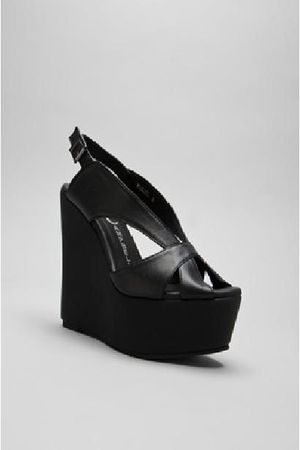 black Jeffrey Campbell shoes