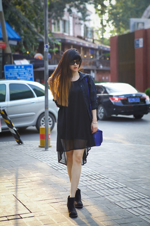 black CNdirect dress