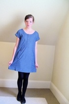 Urban Outfitters dress - CVS tights - Steve Madden shoes