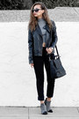 Navy-new-look-jeans-black-forever-21-jacket-black-violet-ray-bag
