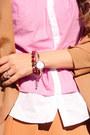 Light-pink-anne-klein-watch
