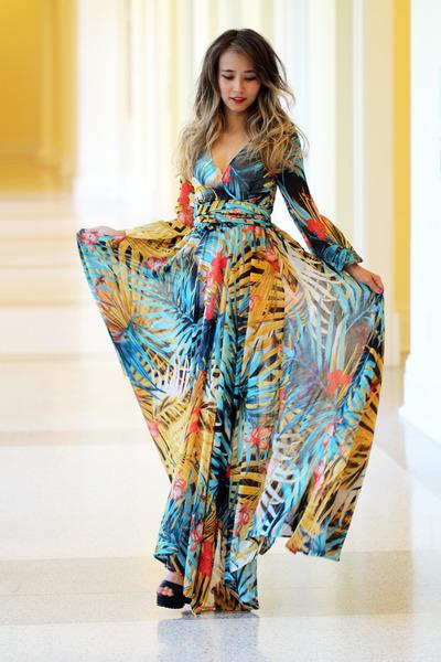 5b74253e832 Turquoise Blue Romwe Dresses