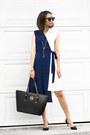 Navy-storets-dress-black-nina-shoes-heels