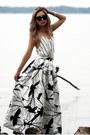 bbe485b9d9c7 ... White-missguided-romper-white-chicwish-skirt ...