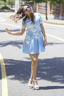 Sky-blue-printed-chicwish-dress-white-zappos-sandals
