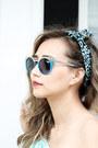 Navy-zerouv-sunglasses-aquamarine-krza-hair-accessory