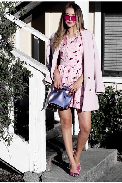 bubble gum Trendhood bag - bubble gum NIna Shoes heels