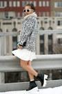 White-felice-fabric-dress