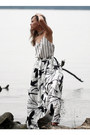 30c80587ccb9 ... White-missguided-romper-white-chicwish-skirt