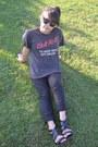 Bullhead-jeans-sunglasses-report-sandals-hand-me-down-t-shirt