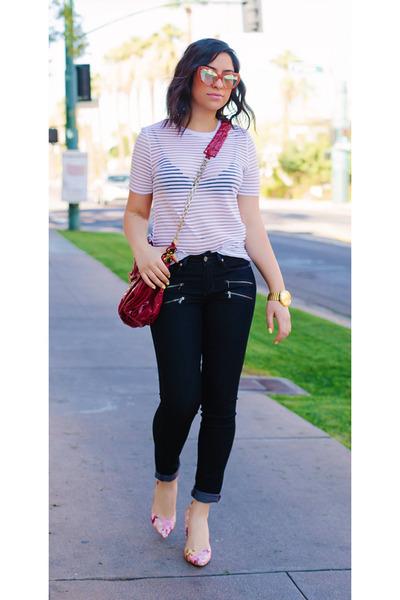 blue Paige jeans