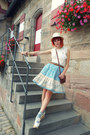 Ivory-bodyline-shoes-eggshell-straw-hat-c-a-hat-white-sheinside-blouse
