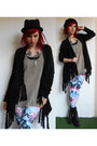 Black-vagabond-shoes-black-c-a-hat-light-blue-tally-weijl-leggings