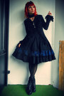 Black-vagabond-shoes-black-lolita-diy-skirt-black-choker-diy-necklace