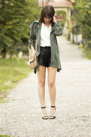 sammydress jacket - sammydress shirt - Guess bag - sammydress shorts