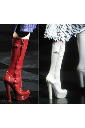 rain boots Louis Vuitton boots