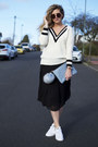 Sky-blue-clutch-miss-selfridge-bag-white-stan-smiths-adidas-sneakers