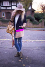 Forest-green-topshop-boots-navy-gap-coat-blue-forever-21-jeans