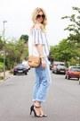 Light-blue-h-m-jeans-light-blue-zara-top-black-deichmann-heels