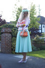 Bubble-gum-scuba-zara-sweater-white-jelly-shoes-fashion-union-sandals