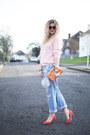 Periwinkle-asos-coat-light-blue-boyfriend-jeans-h-m-jeans