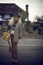 Navy-fedora-tk-maxx-hat-brown-vintage-blazer-camel-market-bag