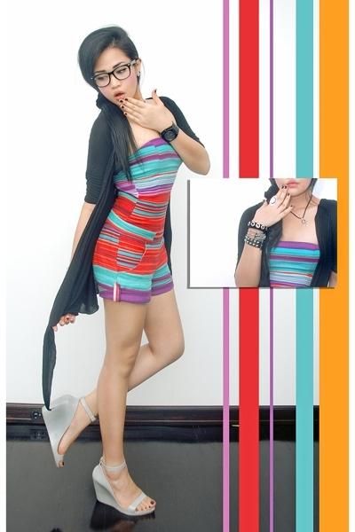 Zara - Zara - Alexander Herchcovitch for Melissa - Guess - Bead Shop accessories