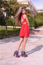 Red-asos-dress