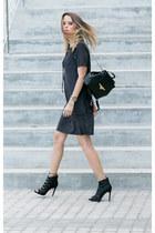 Siman dress - Anne Klein bag