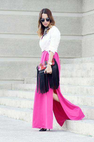 Paola-vasquez-dress-marias-bag-bag-dior-sunglasses