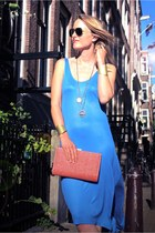 blue H&M Trend dress