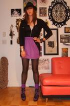 wilfred - American Apparel skirt - Zara sweater - Bebe