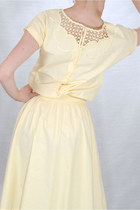 Light Yellow Unknown Brand Dresses