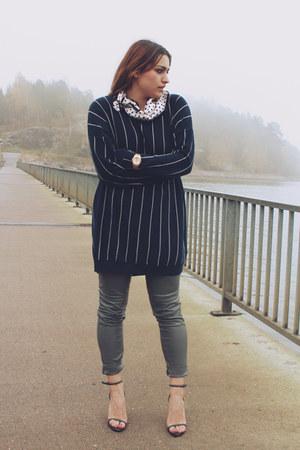 Zara heels - hm pants