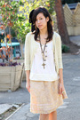 Pink-corey-lynn-calter-skirt-white-fcuk-top-beige-beth-bowley-cardigan-whi