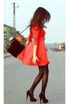 Red & Black.