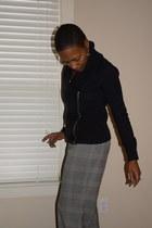 black Gap sweater - H & M pants