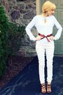 Silver-h-m-sweater-white-h-m-pants-red-forever-xxi-tights-beige-aldo-shoes