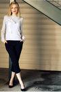 Gray-h-m-sweater-white-target-accessories-black-delias-pants-black-target-
