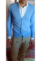 imperial sunglasses - M Grifoni shirt - DSquared pants