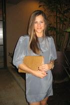 vintage boots - amanda uprichard dress - vintage bag - Forever 21 necklace - J C