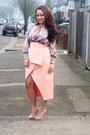 Periwinkle-zara-shirt-lavish-alice-skirt-missguided-sandals