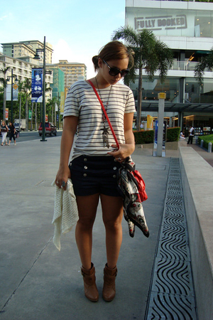 Topman t-shirt - Topshop shorts