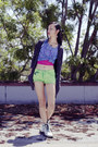 White-classic-1460-dr-martens-boots-lime-green-denim-forever-21-shorts