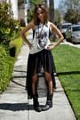 Brandy-melville-t-shirt-frye-boots-american-apparel-bodysuit