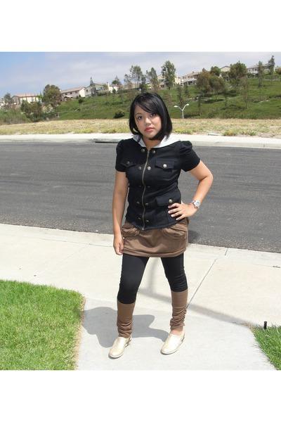 Forever 21 Blouses, Skirt W Matching Leggings Skirts ...