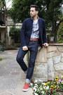 Navy-h-m-jeans-red-polo-ralph-lauren-shoes-navy-club-monaco-blazer