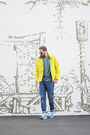 Sky-blue-levis-jeans-yellow-zegna-jacket-teal-topman-shirt